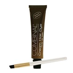 Combinal Cream Hair Dye Brown 5 oz with Brush >>> See this great product.