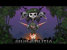 Real gamers- thug life- don't disturb i am playing mini militia - YouTube