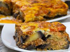 Lasagna, Carne, Quiche, Vegetarian, Breakfast, Recipes, Food, Youtube, Morning Coffee