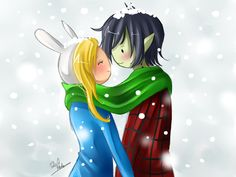 Marshall Lee and Fionna, Adventure Time
