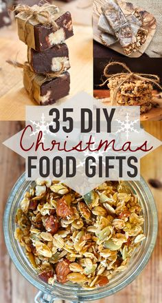 Give the gift of food this holiday season. With 35 delicious vegan homemade food gifts, there is surely something for everyone. Find out more at My Darling Vegan. Edible Christmas Gifts, Vegan Christmas, Xmas Food, Edible Gifts, Christmas Cooking, Christmas Ideas, Christmas Foods, Quilling Christmas, Christmas Tablescapes