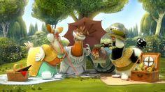 "CGI VFX Animated Shorts HD: **Award Winning** ""A LA FRANCAISE"" - by The ..."
