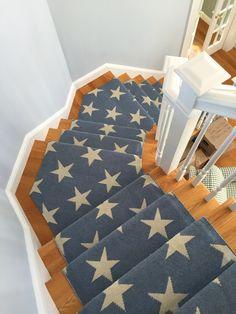 Home - Carpet Workroom Home Carpet, Carpet Sale, Rugs On Carpet, Carpets, Navy Stair Runner, Stair Runners, Nantucket Decor, Grey Carpet Bedroom, Nautical Rugs
