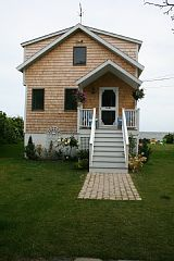 Charming oceanfront cottage on private road with private beach.Vacation Rental in Cape Elizabeth from @HomeAway! #vacation #rental #travel #homeaway