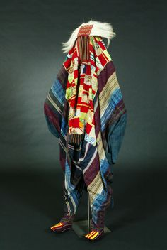 The Childrens Museum of Indianapolis - Egungun masquerade dance garment - Yoruba people - Wikipedia, the free encyclopedia