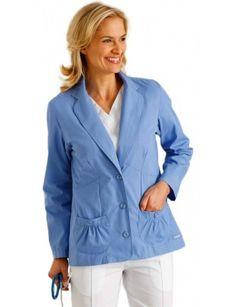 """Blazer Style 27"""" Lab Jacket"""