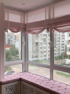 Drapery, Valance Curtains, Soft Furnishings, Window Treatments, Alcove, Window Grill, Grill Design, Windows, Interior Design