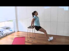 ▶ Michelle Bridges Weekday Workouts - Tuesday - YouTube