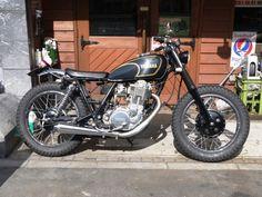 yamaha 500 motorcycle | Yamaha SR 500