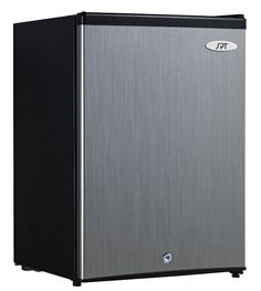 SPT UF-214SS Energy Star Upright Freezer, 2.1 Cubic Feet, Stainless Steel -- Check out the image by visiting the link.