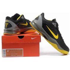 the best attitude 7ae94 48085 asneakers4u.com Nike Zoom Kobe Venomenon 3 Black Gold Kobe Bryant Shoes,  Kobe