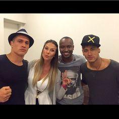 Neymar yesterday