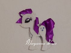 Mi Little Pony de Maryarena Bows, contáctame en Facebook
