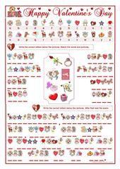Valentine S Day Cryptogram English Esl Worksheets Valentines Word Search, Valentine Jokes, Valentine Messages, Valentines Day Activities, Saint Valentine, Happy Valentines Day, Printable Valentine, Chinese New Year Activities, English Grammar