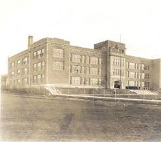 Creston High School - c. 1930