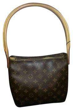8c14213fce92 Louis Vuitton Looping Mm Shoulder Bag