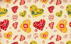 love-art-hearts