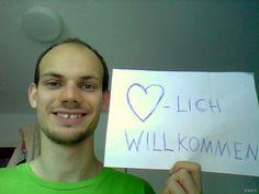 Herzlich Willkommen!   Warmly welcome!