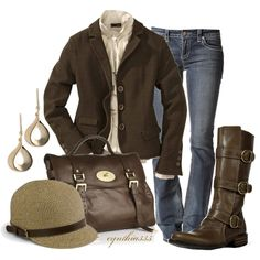 Spring in the Mountains, created by cynthia335 on Polyvore