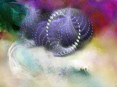 """Fractal Universe"" by Anivad - Davina Nicholas"