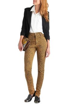 """Clothing Cat-alyst Jeans (32""""), #ModCloth"""