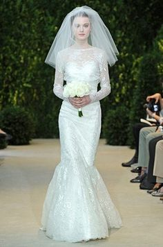 Carolina Herrera Carolina Herrera, Spring 2014 Wedding Dresses || Colin Cowie Weddings
