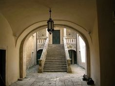 Pignatelli castle, Monteroduni, Molise, Italy. 41°31′00″N 14°10′00″E