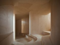 Kroppsrom (Corporeal room) Installation in The National Museum - Architecture, Oslo, Norway by Atelier Oslo