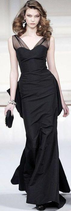 Karlie Kloss - Oscar de la Renta: Beautiful!