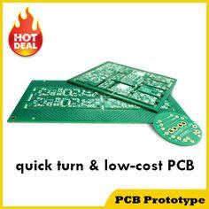 Pcb prototipo de fabricación de fibra de vidrio fr4 prototipos bordo, Fabricante de Placa de Circuito impreso y Montaje de PCB, pcb board bricolaje