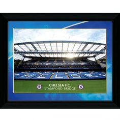 "#Official #chelsea fc #framed picture 16"" x 12"" - stamford bridge,  View more on the LINK: 	http://www.zeppy.io/product/gb/2/252683569187/"