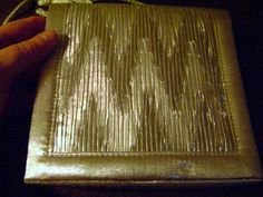 FINAL SALE Silver lame shoulder bag by SkyAccessoryBoutique, $12.00