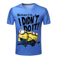 Despicable Me Funny T Shirt