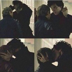 Someone's having a very creative time with Photoshop! LOL <<<< at first I was really upset (because I don't ship Sherolly) but then I was confused and now I can't stop laughing (I don't ship Johnlock either) Sherlock Holmes John Watson, Mycroft Holmes, Sherlock John, Benedict Sherlock, Sherlock Fandom, Johnlock, Lgbt Anime, Film Anime, Angel Of Death