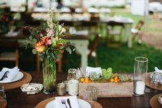 Wedding On A Working Farm - Rustic Wedding Chic
