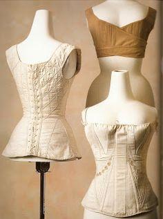 ropa interior 1800 - Buscar con Google