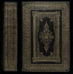 English fine binding, 17th century  https://farm6.staticflickr.com/5084/5353172318_d1f7cf7ded_b.jpg