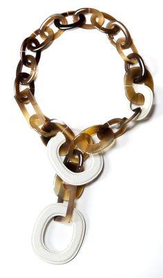 Hermes Necklace @FollowShopHers