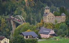 *Landeck e Castello di Wiesberg