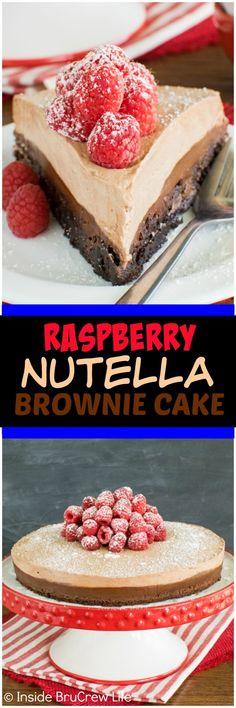 Raspberry Nutella Br