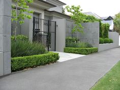 my hubby's wonderful planting skills - Goom landscapes - Planting manager Darryl White