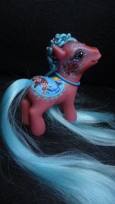 My little pony custom Sweet Spring by AmbarJulieta.deviantart.com on @deviantART