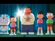Doraemon Bahasa Indonesia - Profesiku Adalah Ilustrator Animasi