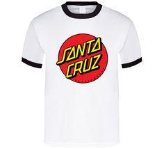 Santa cruz classic skateboard retro old school Sport T Shirt, Old School, Skateboard, Retro, Classic, Sports, Stuff To Buy, Tops, Santa Cruz