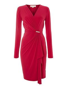 Dresses with Sleeves for women over 50 - fabulous in Pink | Fabafterfifty.co.uk