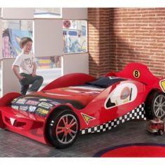 mclaren boys kids car bed