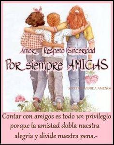 〽️Por siempre amigas..!!