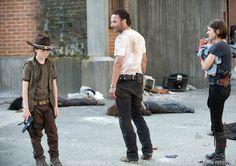 Rick From the Walking Dead | ... Cohan) no 4º Episódio da 3ª Temporada (S03E04) de The Walking Dead