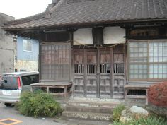 Image result for old jaPanese wooden houses