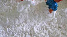 Jak zrobić sztuczny śnieg